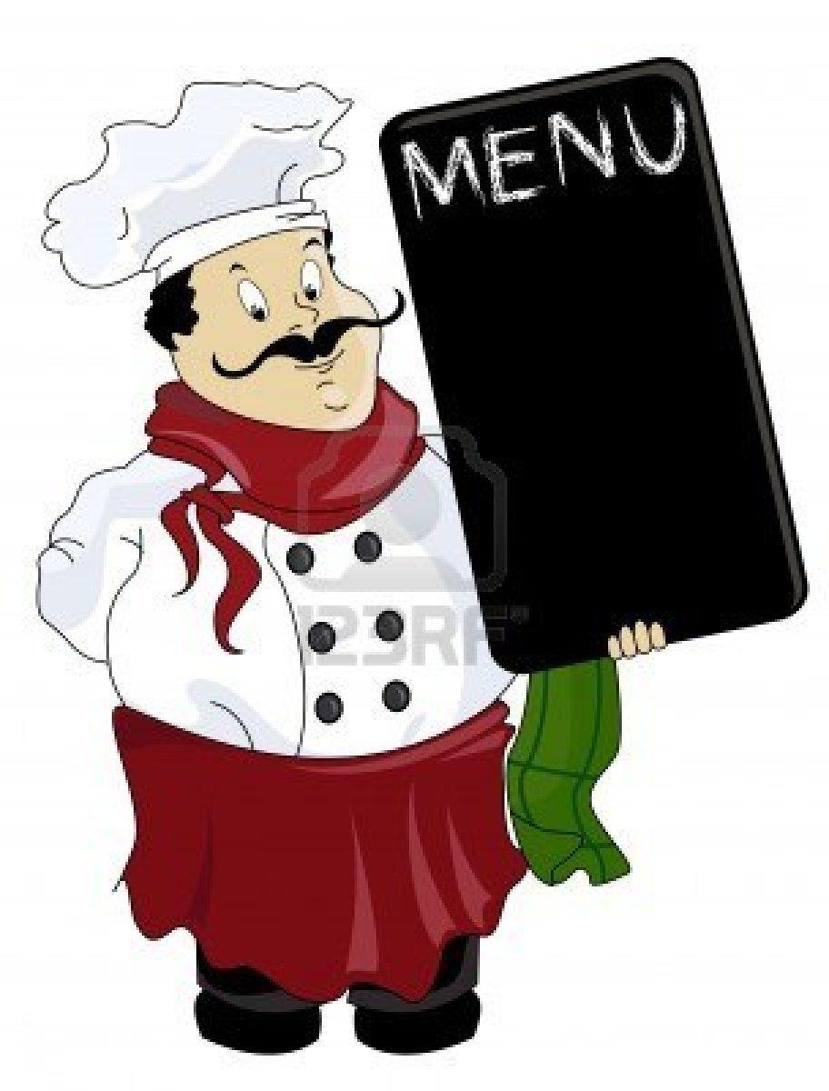 Chef free google search. Italian clipart