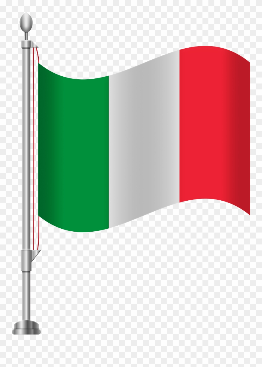 Png transparent pinclipart . Italy clipart flag italian