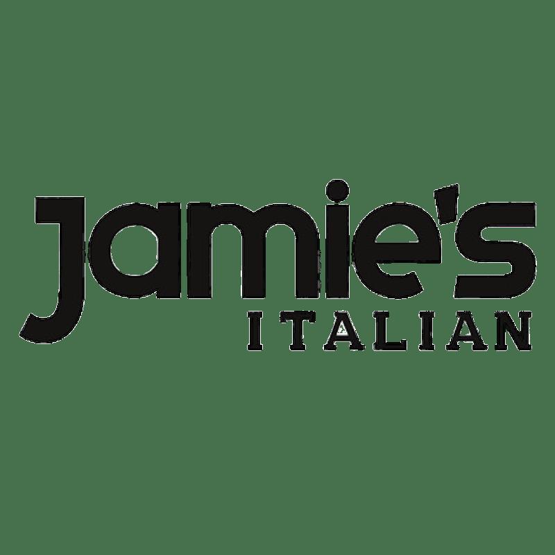 Jamie s logo transparent. Italian clipart font