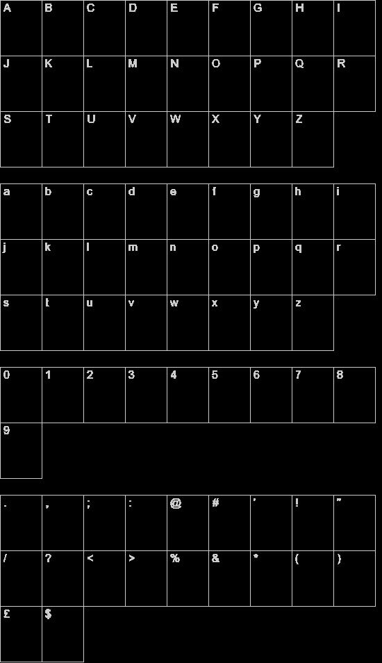 Fantasy fontm. Italian clipart font