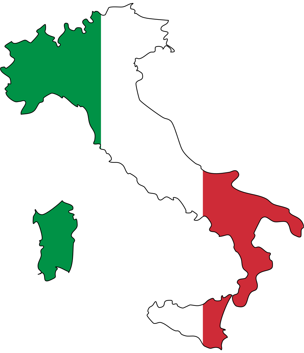 italy clipart svg