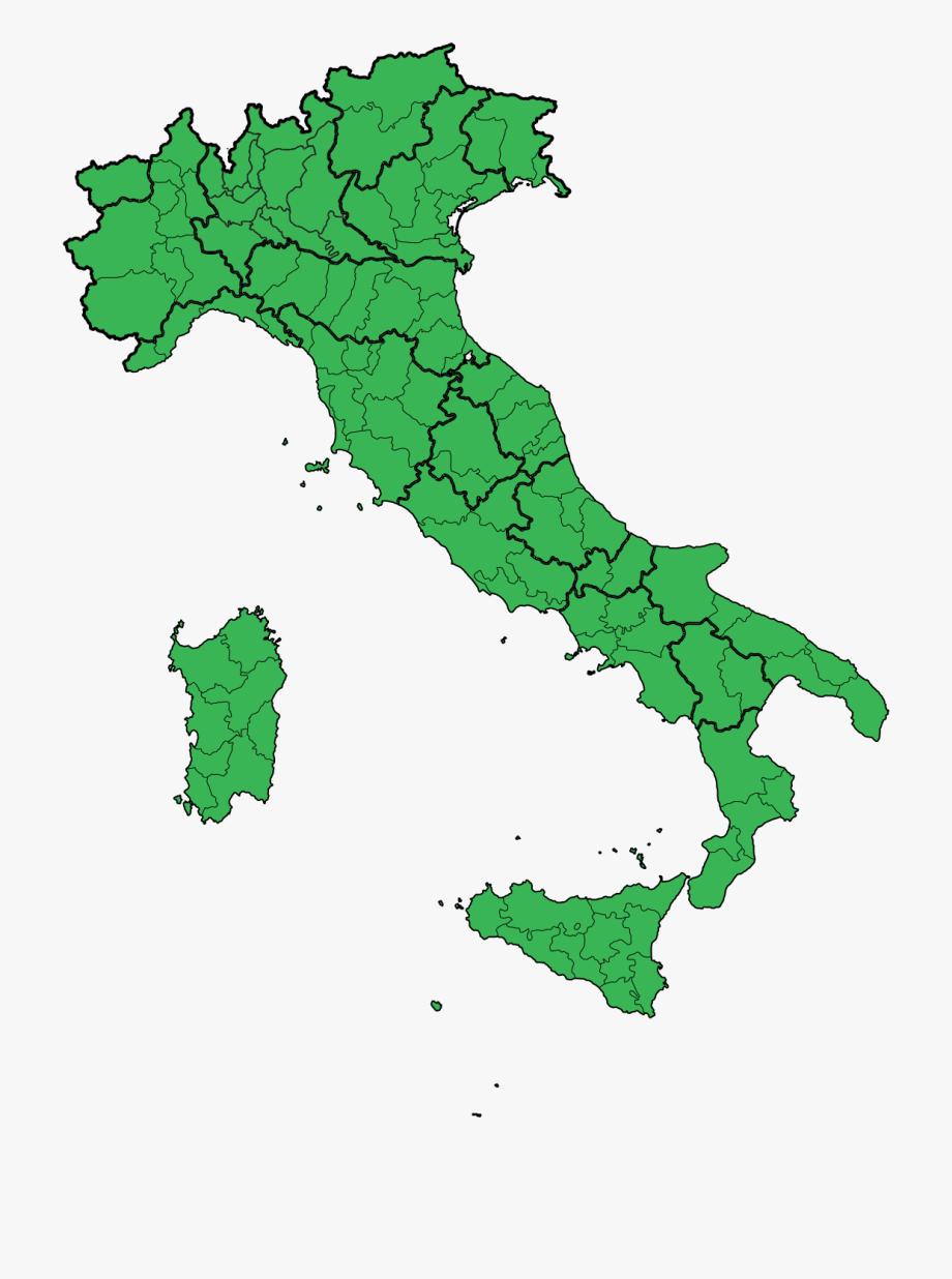 File region svg shape. Italian clipart map italy