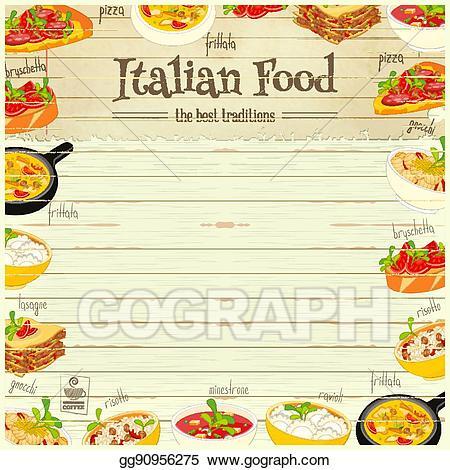 Italian Clipart Menus Italian Menus Transparent Free For