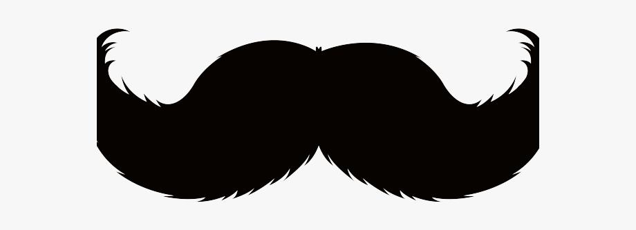 Italian illustration . Moustache clipart big mustache