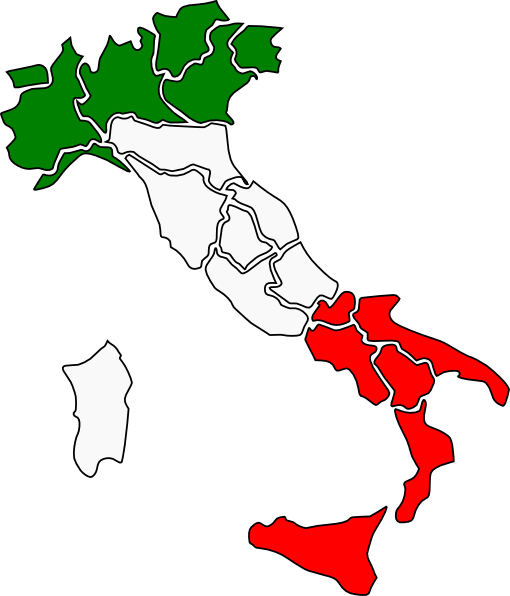 Italy clipart. Map of clip art