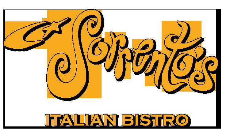 Italy clipart diner food. Sorrento s bistro italian