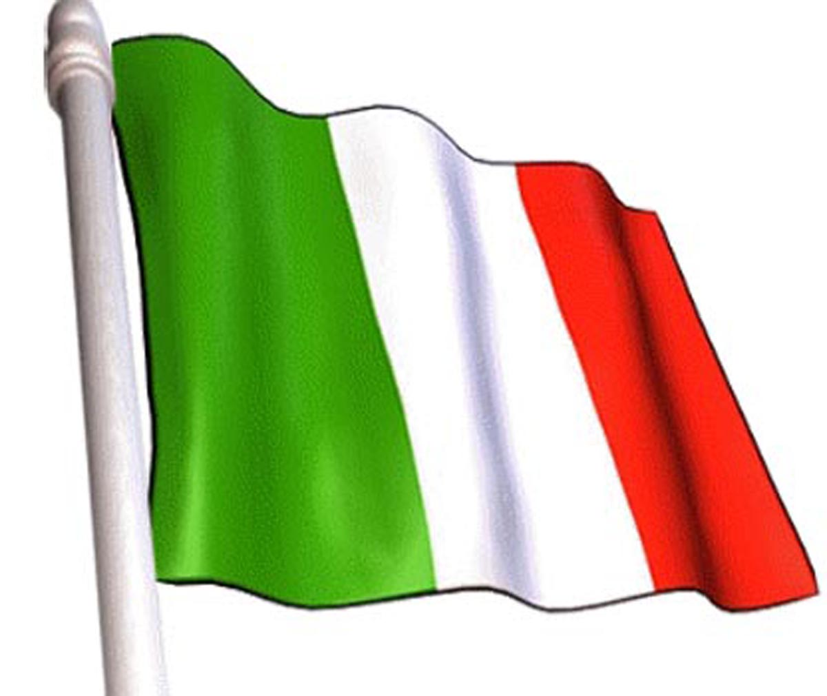 Free image download clip. Italy clipart flag italian
