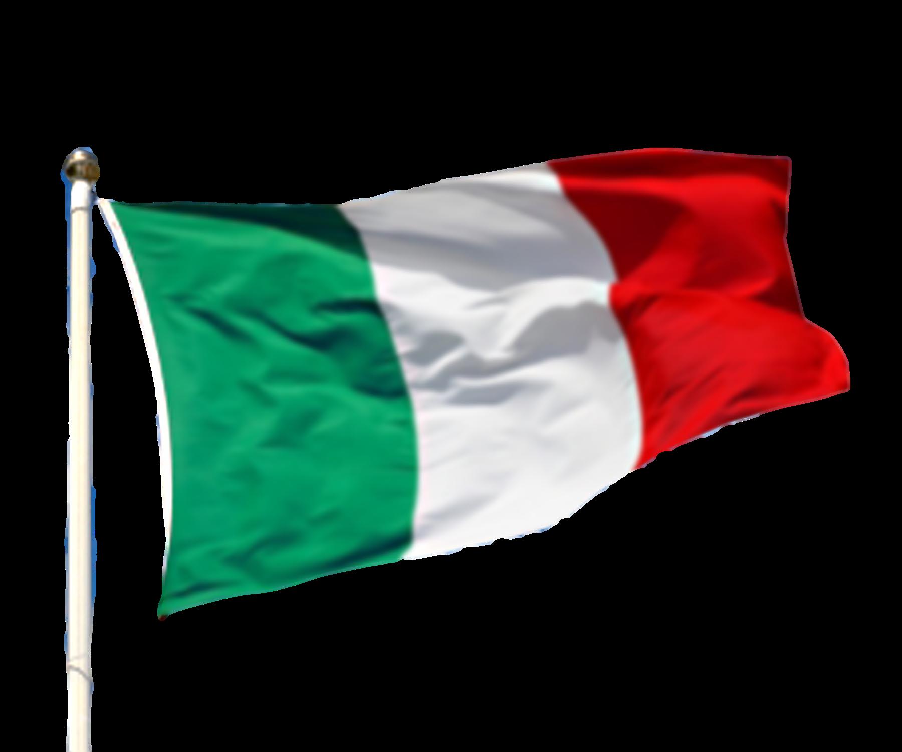 Viva l italia en. Italy clipart flag italian