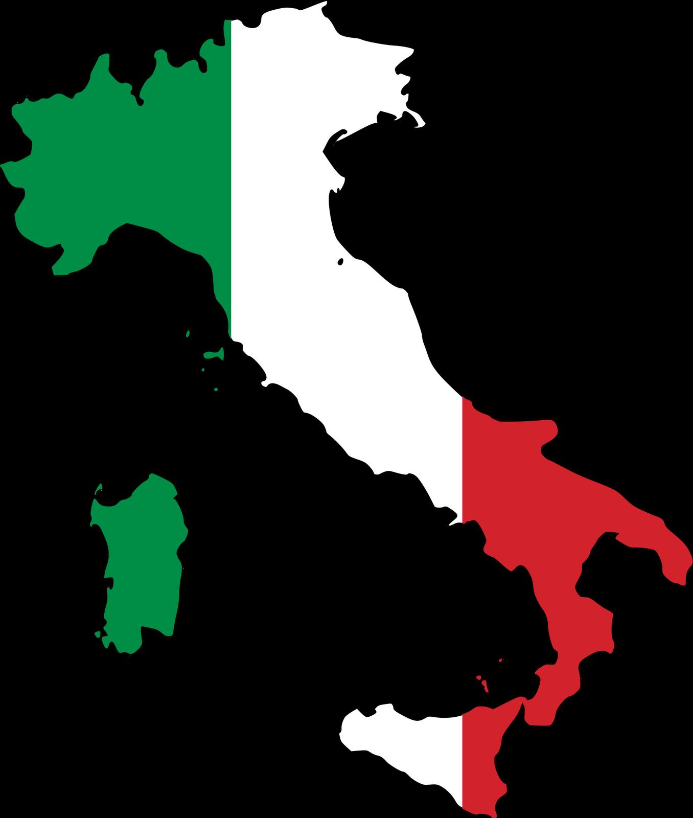 Italy clipart flag italian. Clip art map