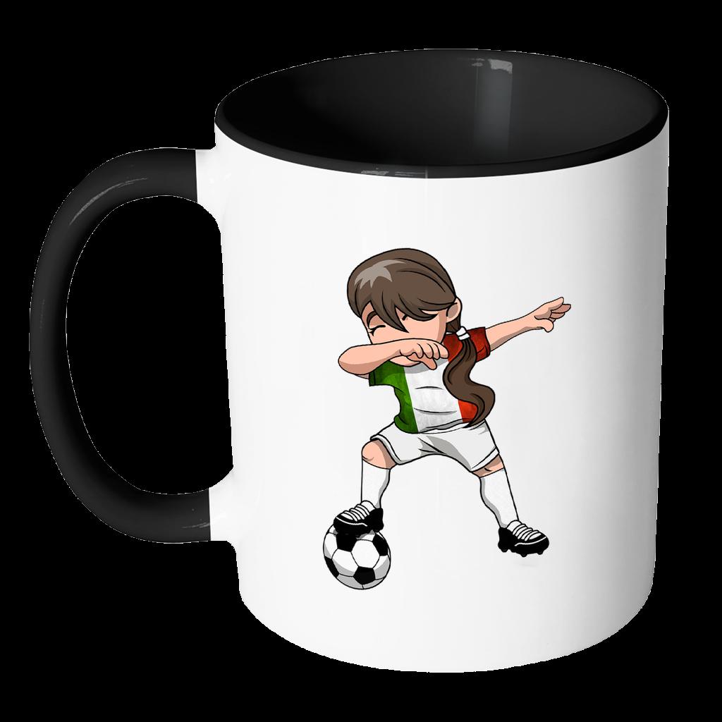 Dabbing soccer girl pride. Italy clipart man italian