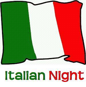 Italy clipart night italian. Free cliparts download clip