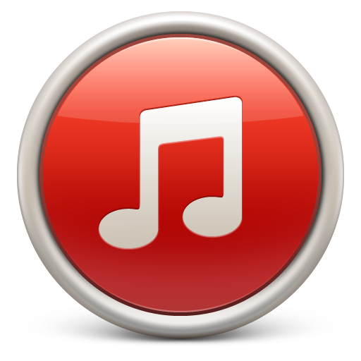 Itunes icon png. Soda red by studio