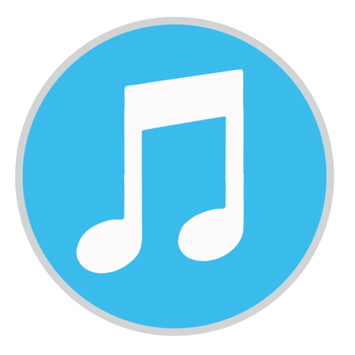 Itunes icon png. Mac stock apps iconset