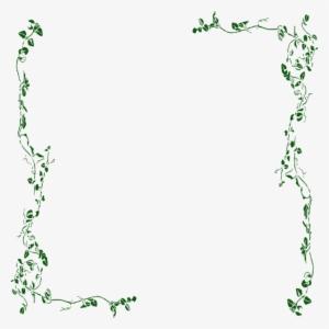 Ivy clipart border. Png transparent image free