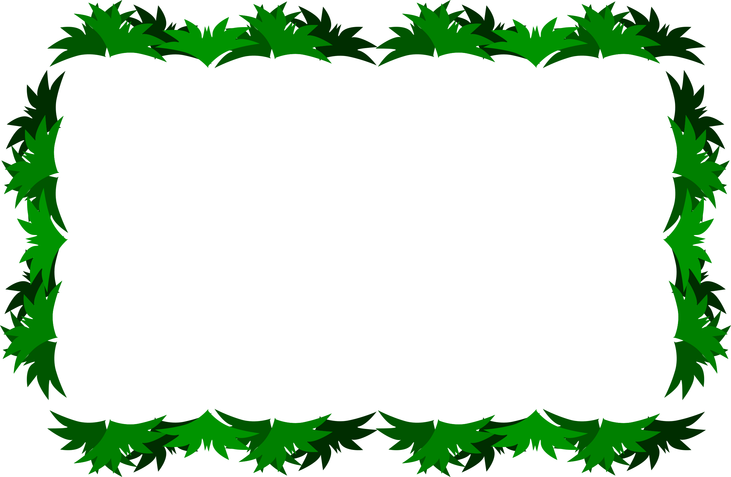Green frame icons png. Ivy clipart design
