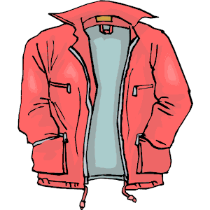 Zipper clipart jacket zipper.