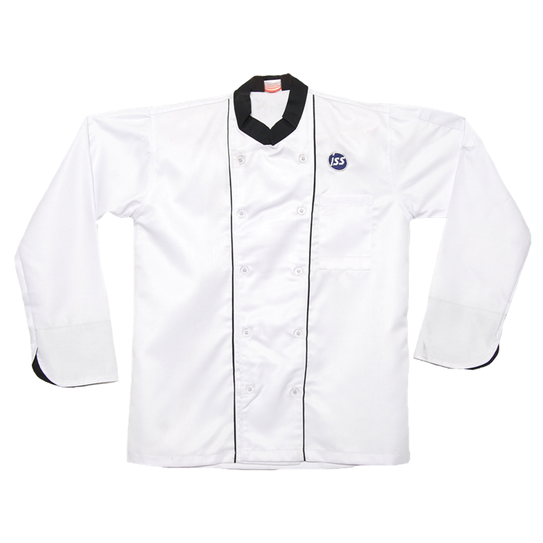 Home. Jacket clipart chef coat