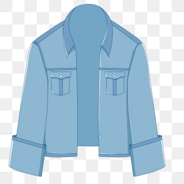 Transparent Background Jean Jacket Clipart Shakal Blog