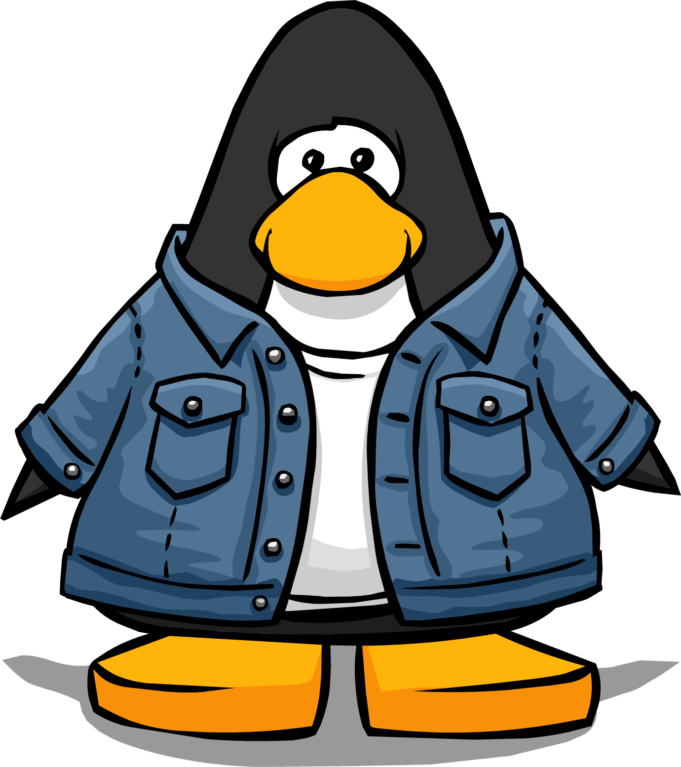 Jacket clipart jeans jacket. Image jean from a
