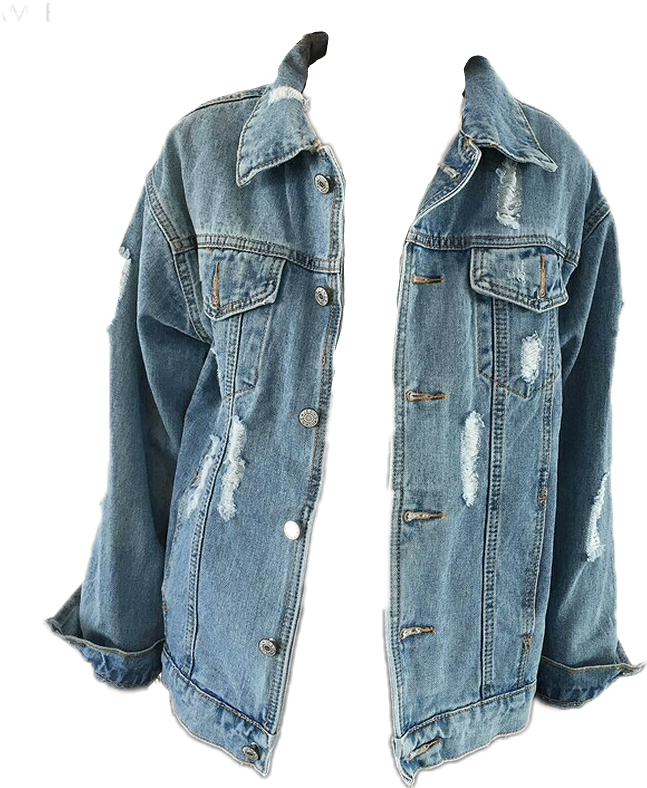 Blue Jean Jacket Clipart Shakal Blog