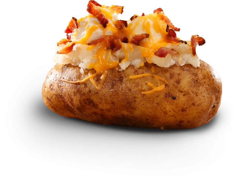 collection of loaded. Potato clipart jacket potato