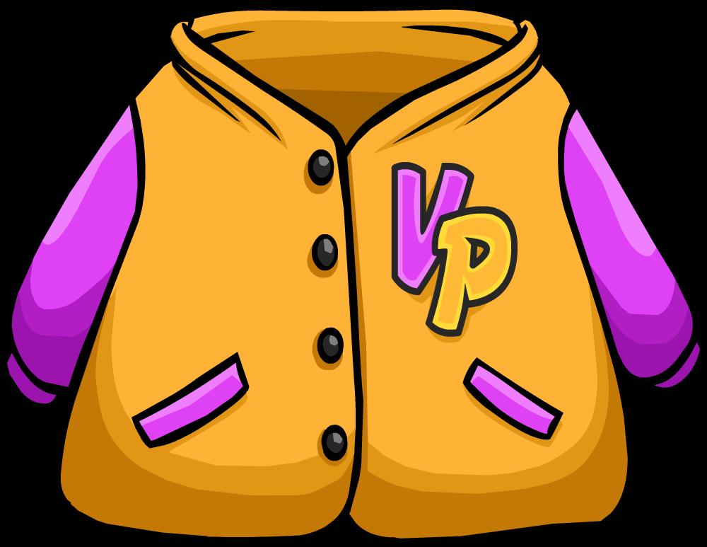 Vintage penguin letterman wiki. Jacket clipart purple jacket