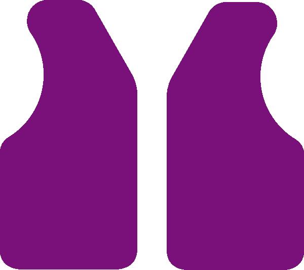 Vest clip art at. Jacket clipart purple jacket