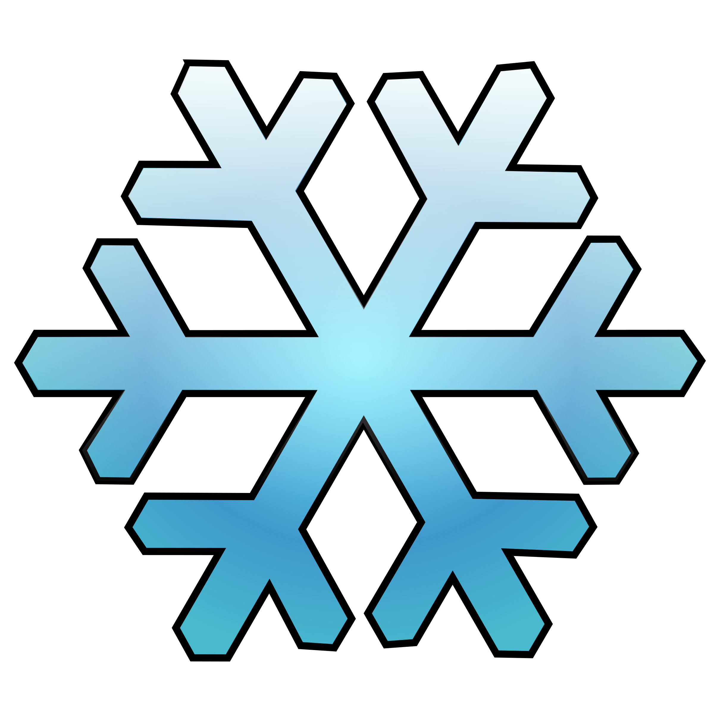 Snowflake by bocian a. Jacket clipart weather