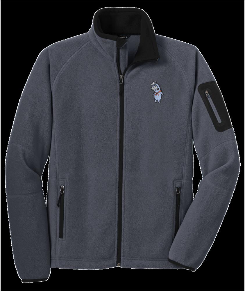 Jacket clipart zip jacket. Rocketoons mens full fleece