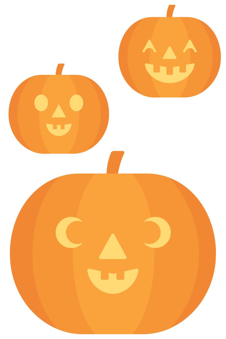 Jackolantern clipart children's. Halloween jack o lantern