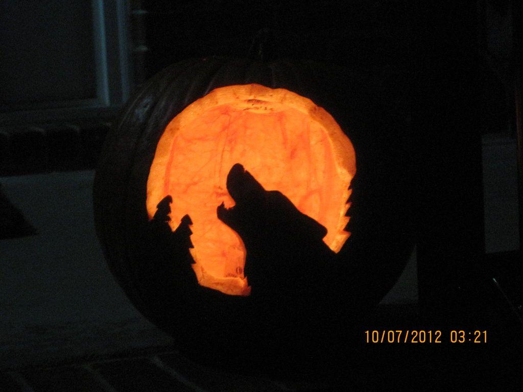 Pumpkin carving patterns jack. Jackolantern clipart wolf