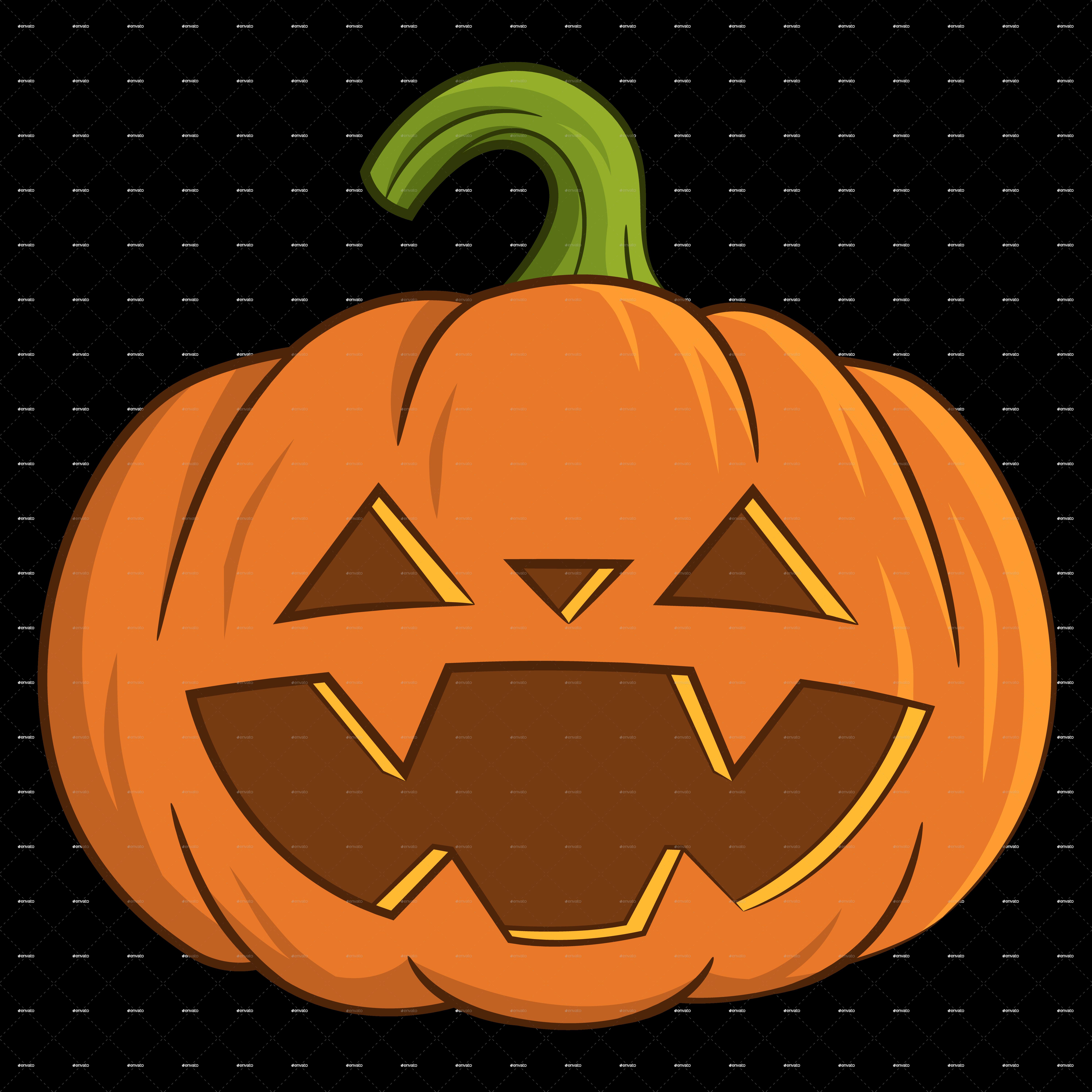 Jackolantern clipart wolf. Funny pumpkin jack pumpkins