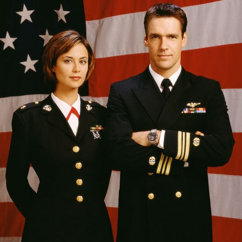 Jag. What was ncis forerunner