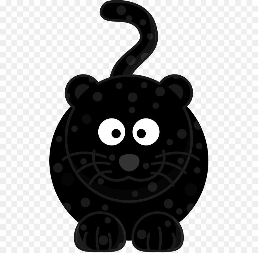 Black png leopard download. Jaguar clipart cartoon