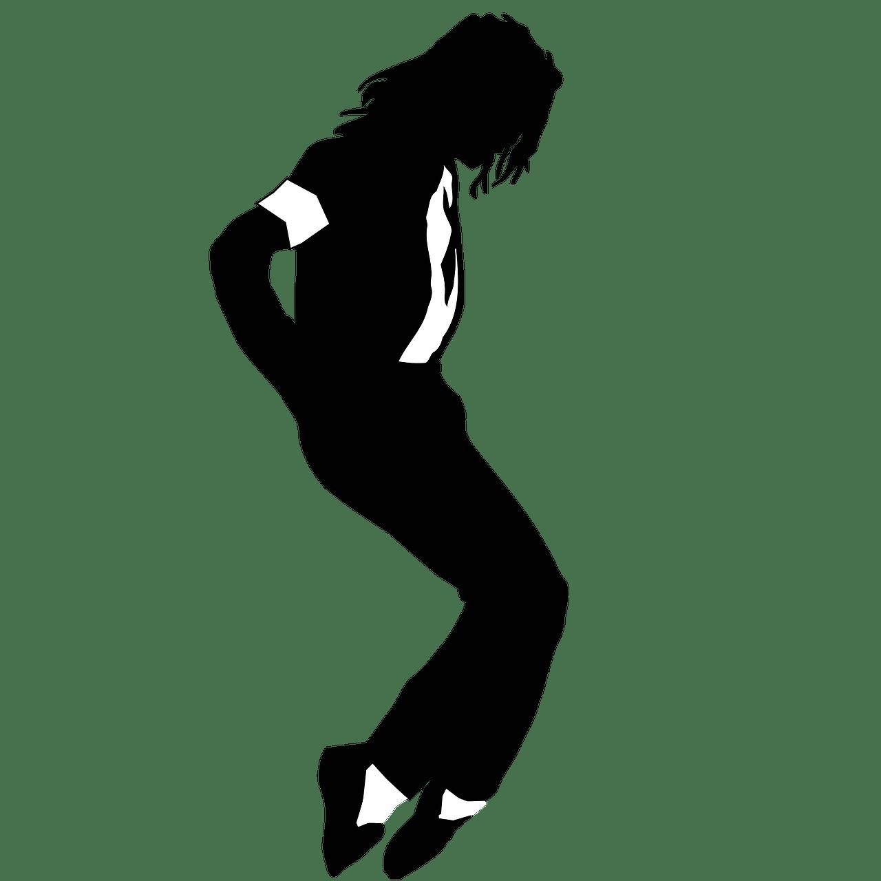 Michael silhouette images at. Jaguar clipart jackson