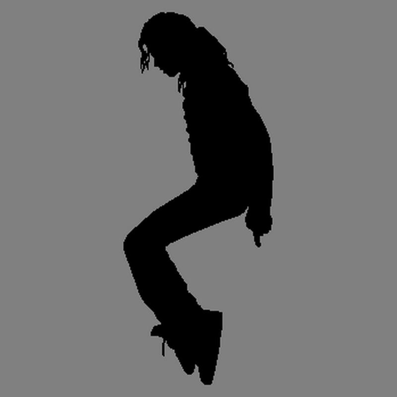 Jaguar clipart jackson. Michael silhouette at getdrawings