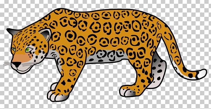 Png animals big cat. Jaguar clipart mammal animal
