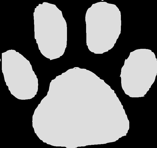 Paw print clipartblack com. Pawprint clipart jaguar