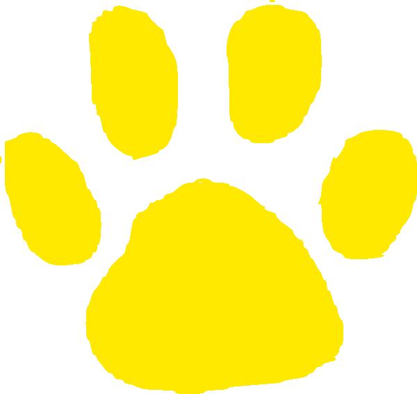 Pawprint clipart chihuahua. Jaguar paw prints clip