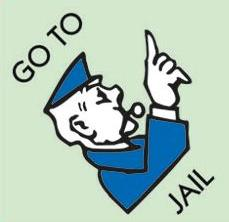 Free. Jail clipart