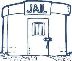 Jail clipart. Prison clip art free