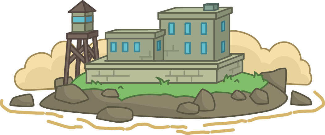 From pelican rock poptropica. Jail clipart jail escape