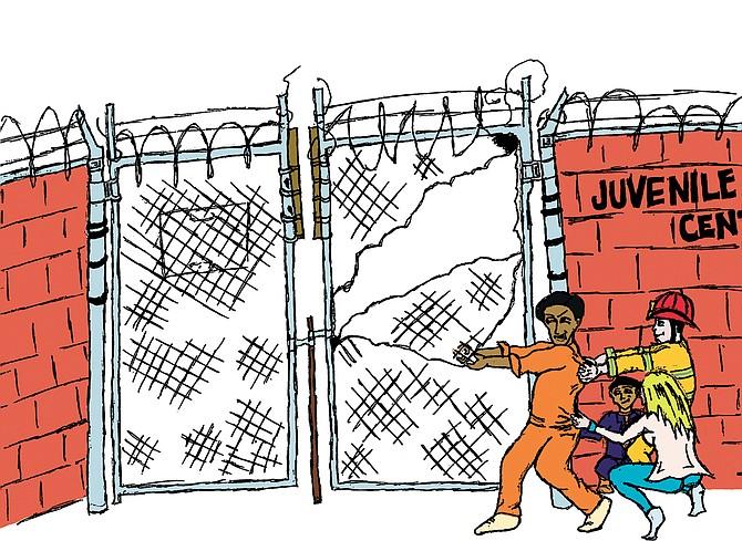 Jail clipart juvenile justice. Beyond detention exploring smarter