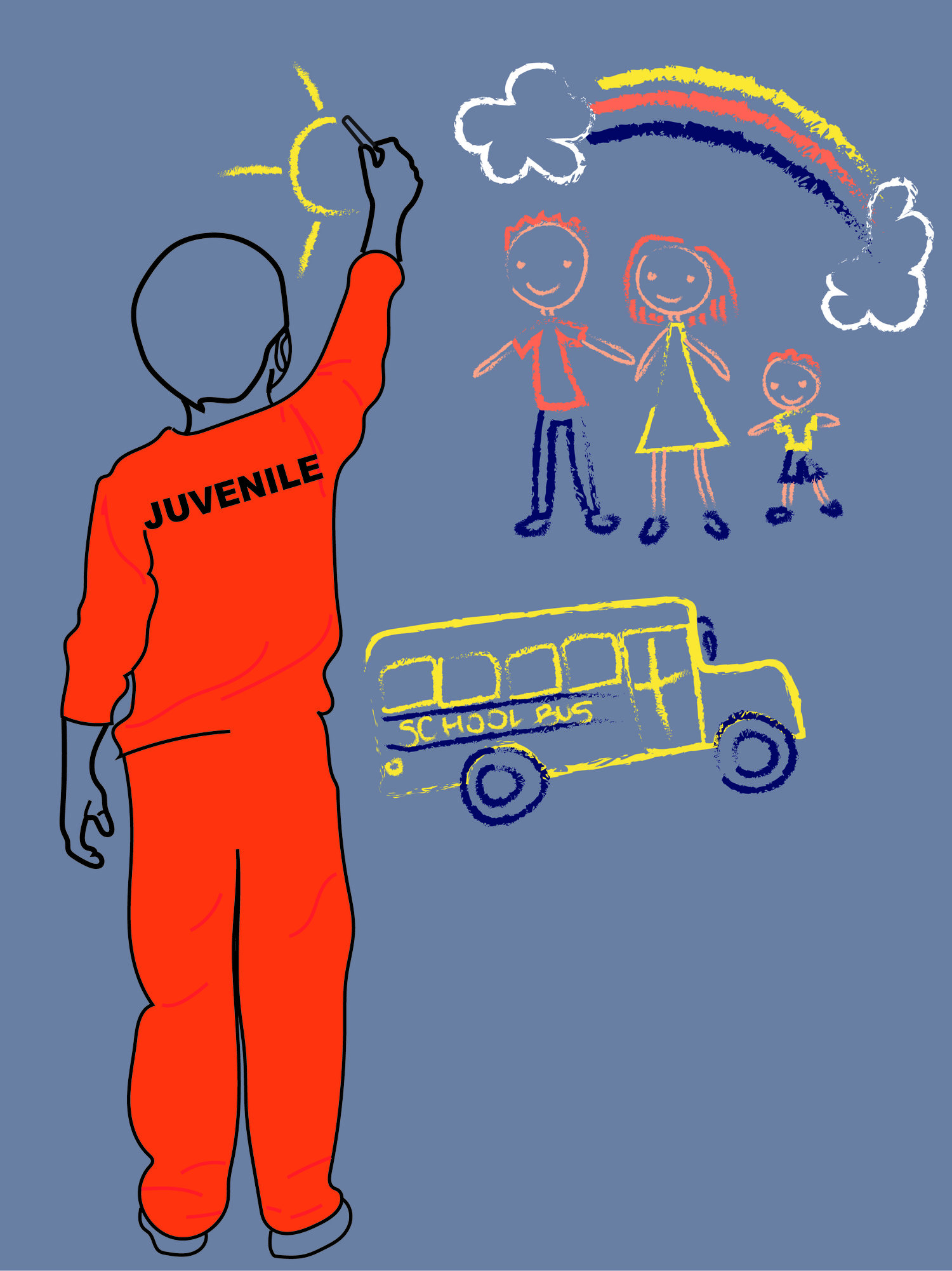 The path towards reform. Jail clipart juvenile justice