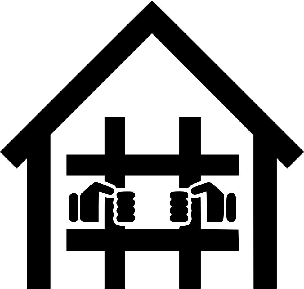 jail clipart symbol