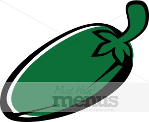 Jalapeno clipart. Mexican food