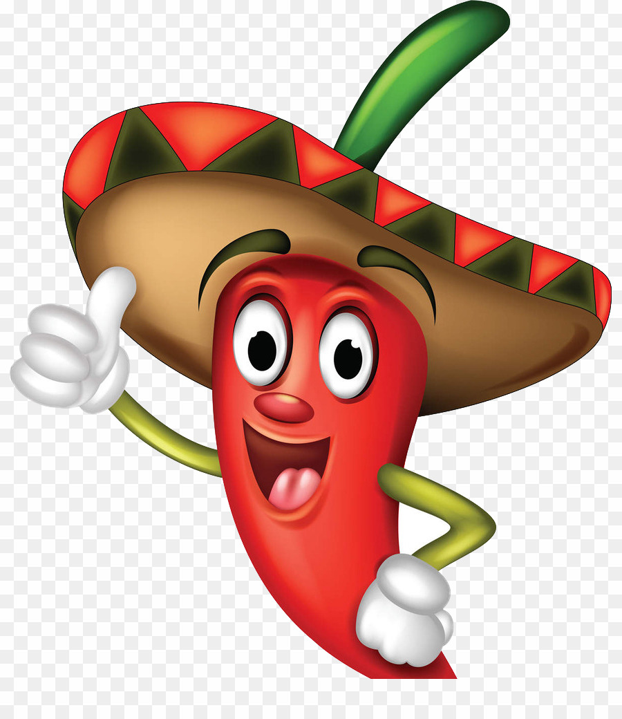 Cartoon chili png con. Jalapeno clipart animated