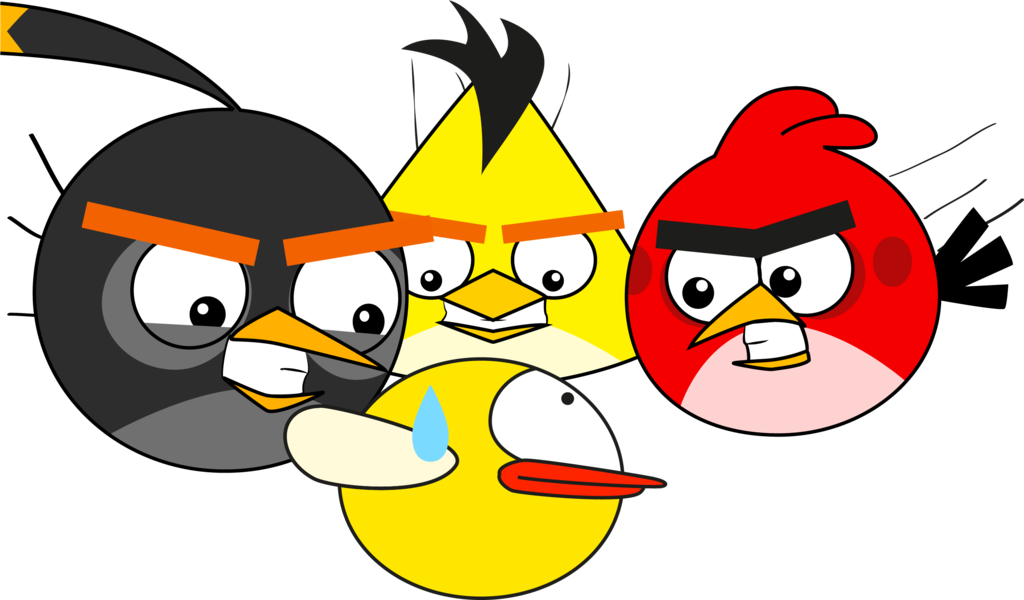 Birds drawing at getdrawings. Jalapeno clipart cartoon angry