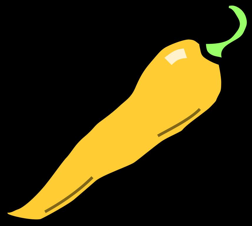 File chilli svg wikimedia. Pepper clipart drawing