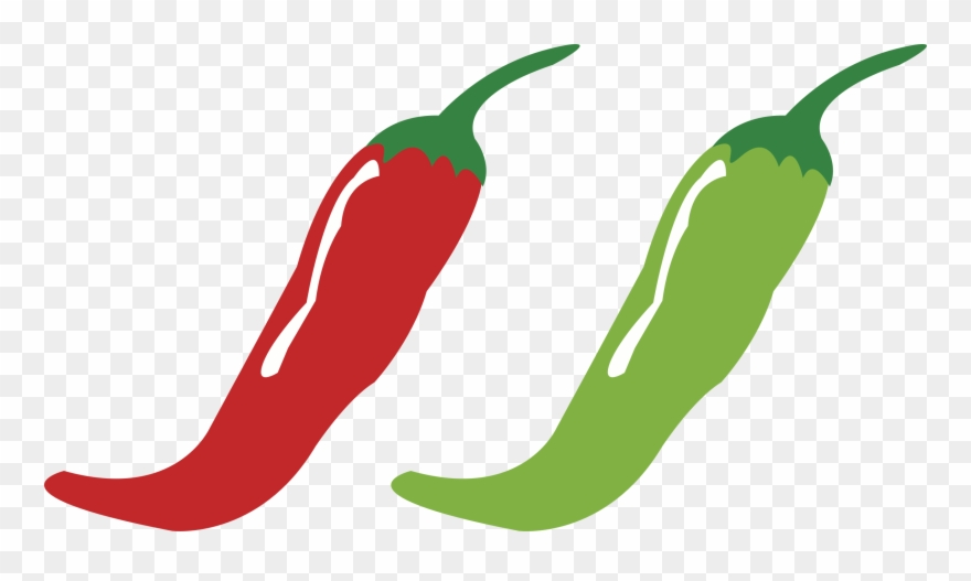 Chili png . Pepper clipart serrano pepper